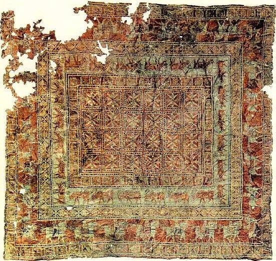 Image result for persian old carpet