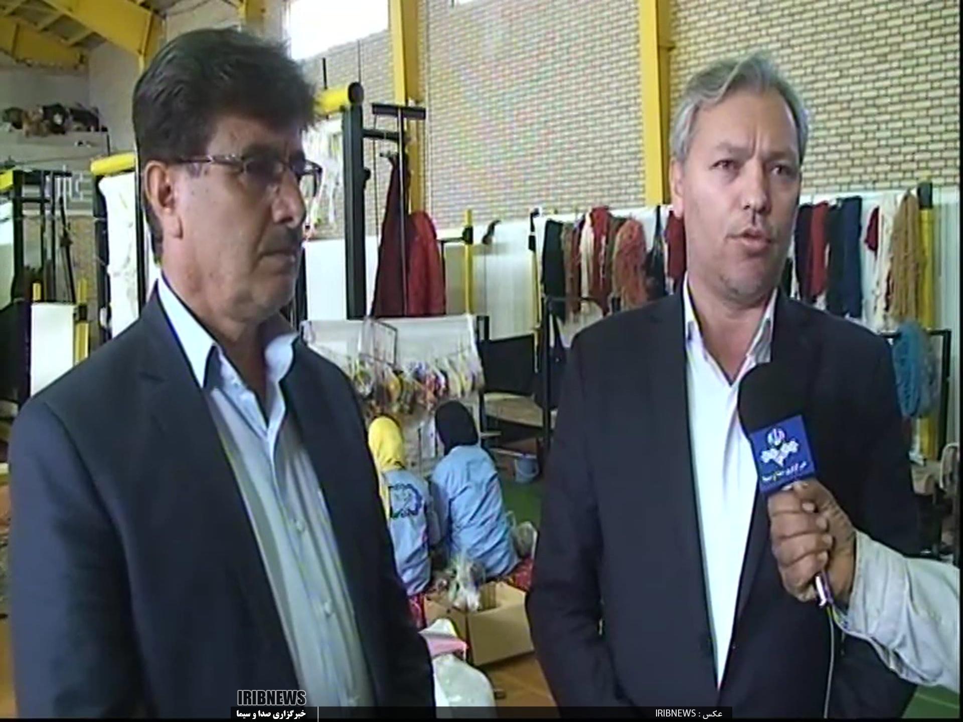 آغاز صادرات فرش دستباف به کشورهای حاشیه خلیج فارس