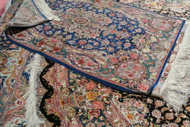 Image result for نمایشگاه تخصصی فرش دستباف