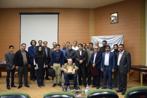 مراسم نکوداشت استاد احمد ستاری