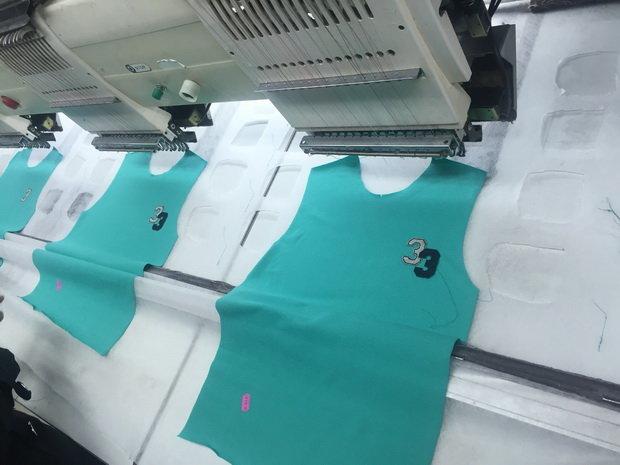 صنعت نساجی، پارچه، پوشاک