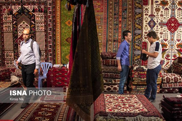 افتتاح نمایشگاه صنایع دستی