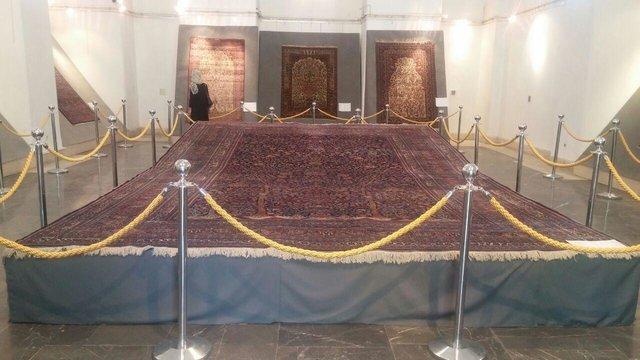 فرش قاجاری