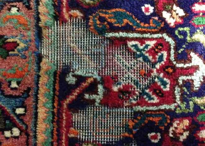 راهکارهای مقابله با بید زدگی فرش دستباف
