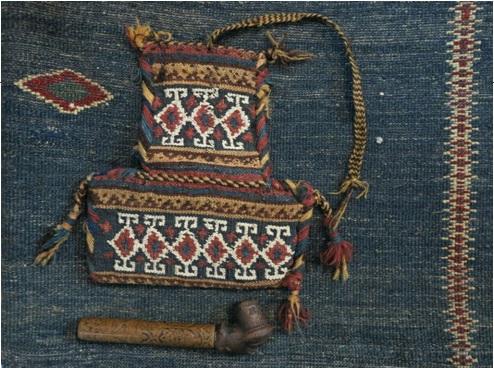 رازگشایی نمادهای اساطیری در دستبافتههای ایرانی