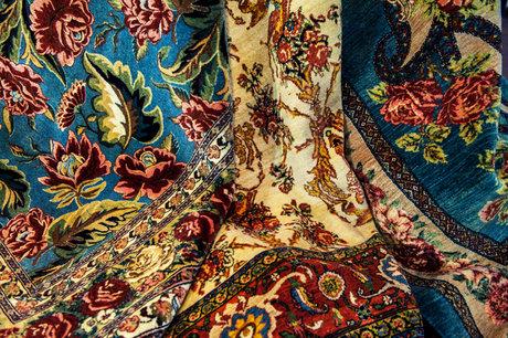 بیست و چهارمین نمایشگاه فرش دستباف