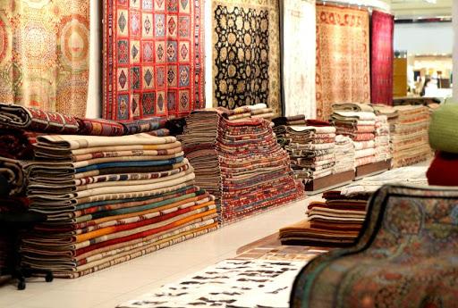 مردم امارات متحده عربی چه فرش هایی می خرند