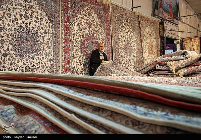 سیزدهمین نمایشگاه تخصصی فرش دستبافت یزد افتتاح شد