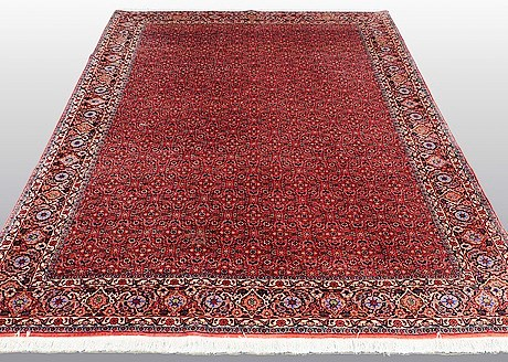 فرش تکاب هنری به قدمت 700 تا 1000 سال