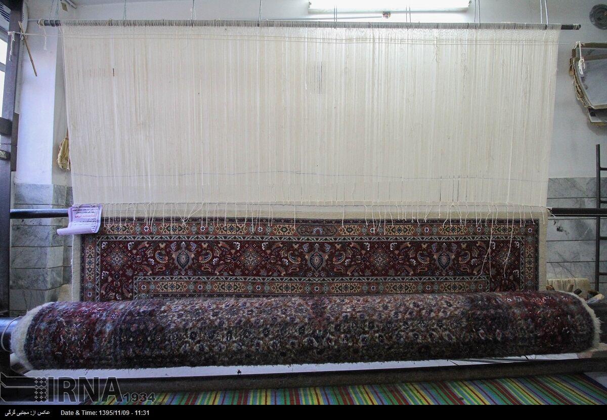 قم ظرفیت ویژهای در صادرات فرش دستباف دارد