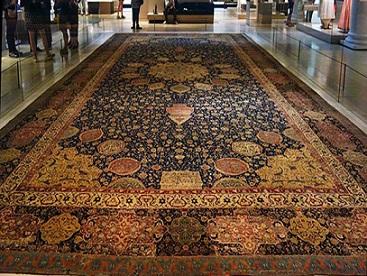 ماجرای فرش بقعه شیخ صفی الدین اردبیلی از زبان سفیر ایران در لندن