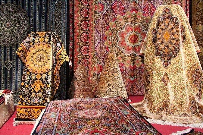 شیراز میزبان شانزدهمین نمایشگاه فرش دستباف