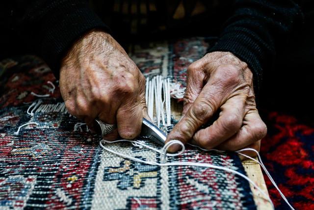 کاروانسرای فرش همدان