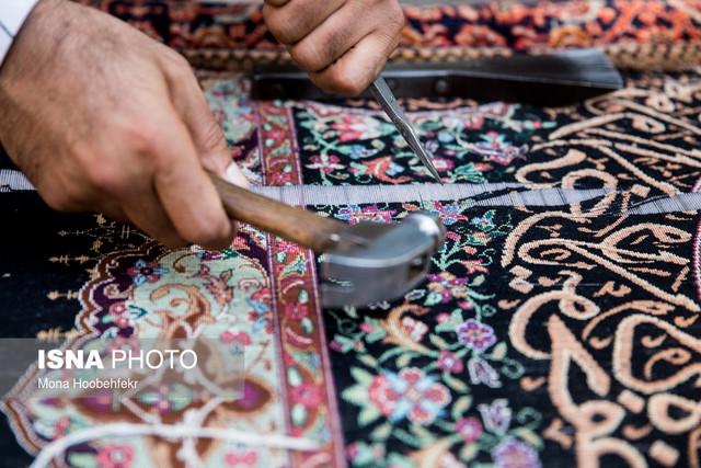 """همایش ثبت جهانی فرش دستباف """"ورامین """""""