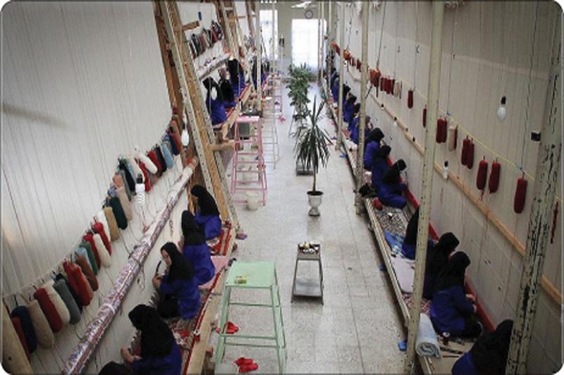 مشکلات فرشبافی در ایران