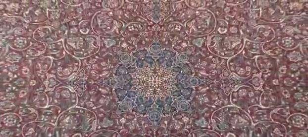 فرش دستباف همراه همیشگی دیپلماسی ایرانی