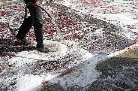 چرا باید فرش را به قالیشویی معتبر بسپاریم؟
