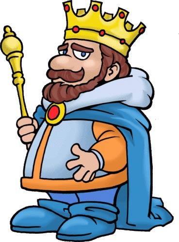 داستانک بریده شدن انگشت پادشاه - مهین فال