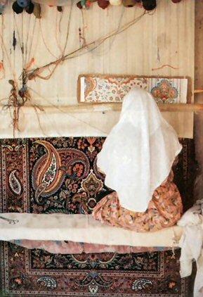 استاد عبدالکریم رفیعی از مشاهیر فرش ایران