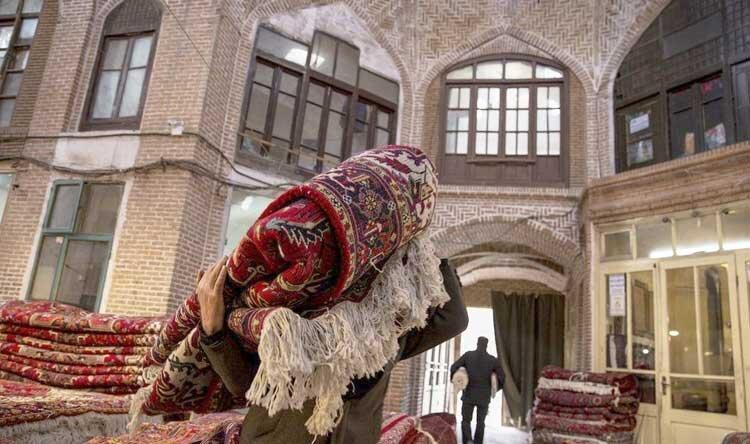 کاهش صادرات فرش دستباف آذربایجان شرقی - وبلاگ طفره