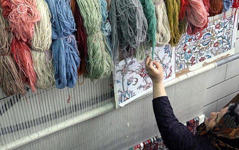 ۵۰۰۰ قالیباف تحت حمایت کمیته امداد کرمان قرار دارند