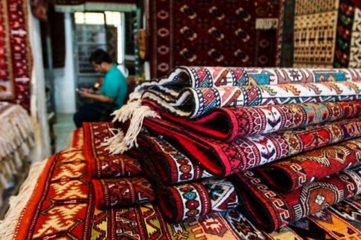 صادرات فرش ایران تقریبا صفر است!
