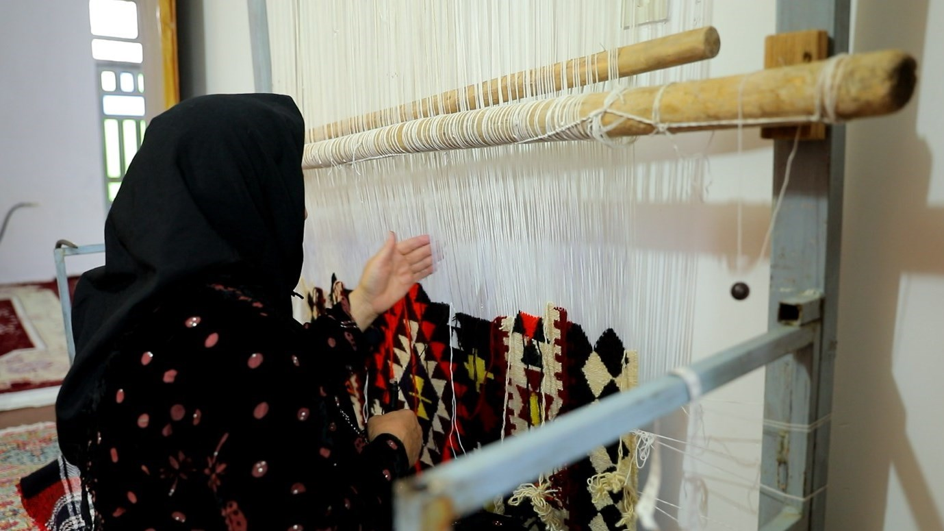اشتغال ۷۲ هزار نفر در صنعت فرش آذربایجان غربی