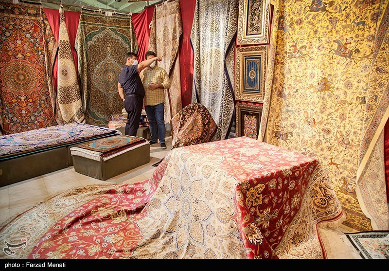 واگذاری نمایشگاه بین المللی فرش به کاشان در پیچ و خم بروکراسی