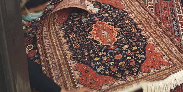 گره کور هنر صنعت فرشبافی در آذربایجانغربی/ دست واسطهها کوتاه شود