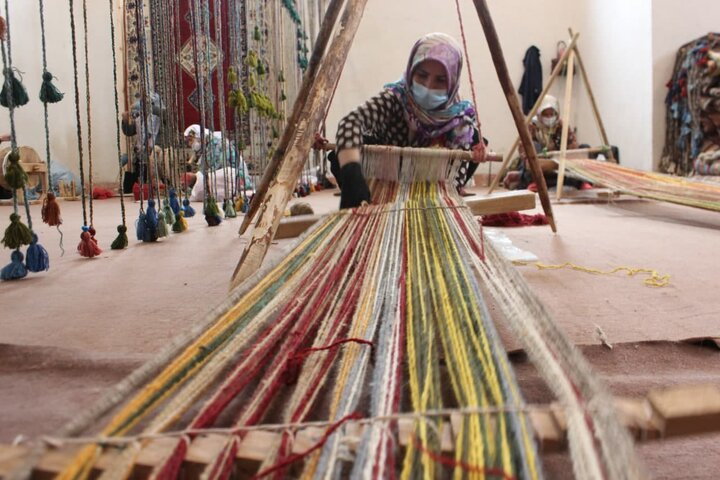 جهش ۳۶۰درصدی تولید فرش دستباف کرمان راهی به سوی شکوفایی اقتصادی