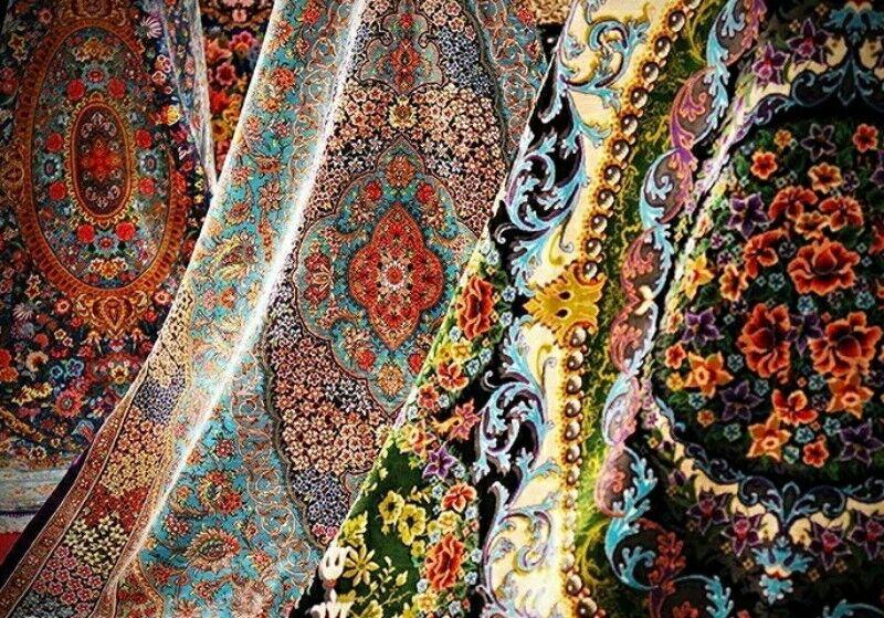 رییس صمت: ارزش صادرات فرش کرمان به بیش از ۲میلیون دلار رسید
