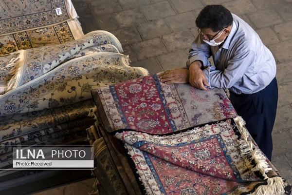 گره رکود بر تار و پود بازار فرش مشهد/ رقابت شدید فرش ایرانی با برندهای بلژیکی و ترکیهای