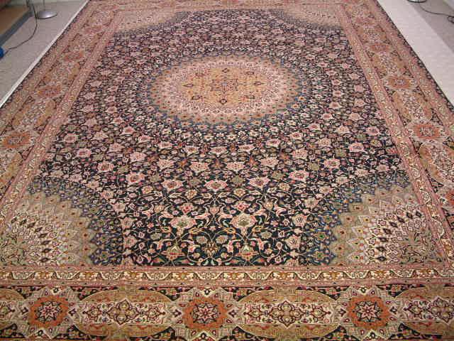 صادرات فرش دستباف ایرانی با برند امارات!