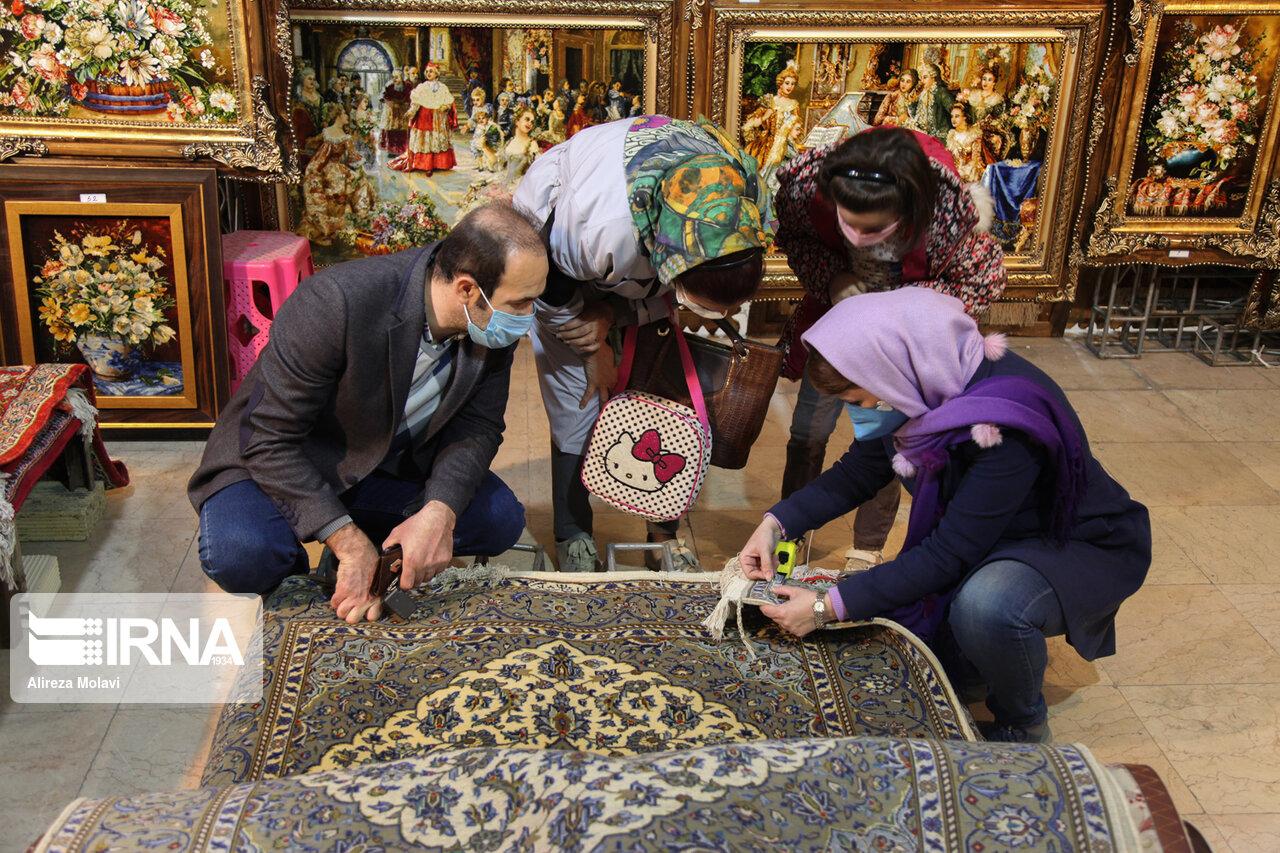 معاون استاندار همدان: رونق صنعت فرش دستباف مستلزم ثبات قوانین است