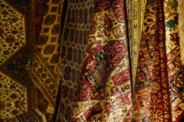 ۳ برند فرش همدان در راه جهانی شدن
