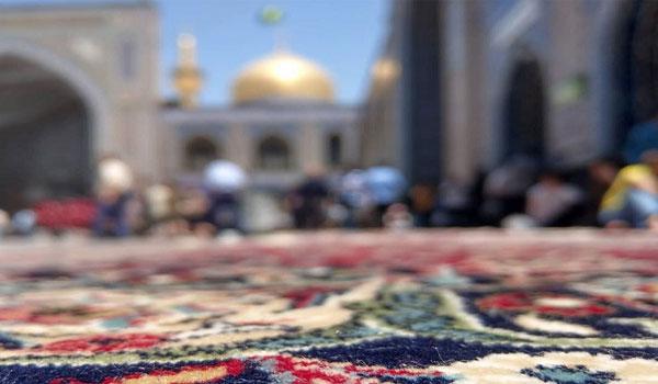 بافت و وقف فرش سنت ارزشمند خانواده صفدرزاده