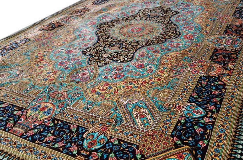 طراحی و نقش در فرش دستباف ایران