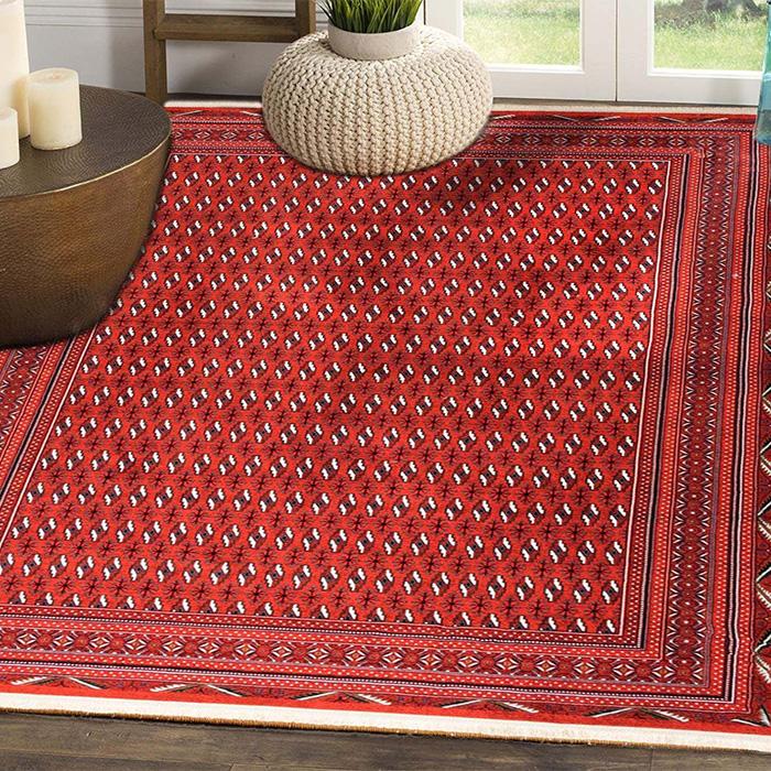 نقش های قالی و قالیچه های ترکمنی