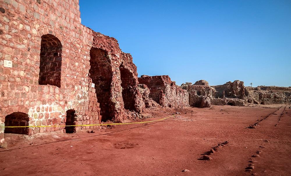 تمامی اطلاعات درباره قلعه پرتغالی ها در قشم - کلیک کن