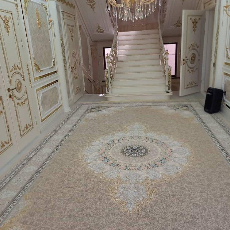 زیبایی و شکوهفرش داریوشدر کاخ ریاست جمهوریتاجیکستان
