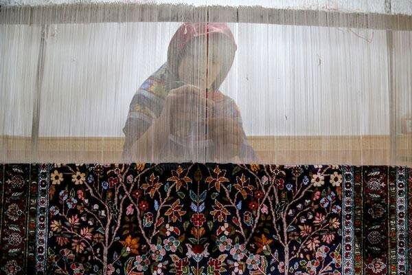 ۲۰ هزار دار قالی فعال در سطح استان همدان