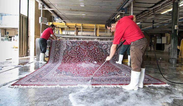 نرخ قالیشویی در لرستان ۲۰ درصد افزایش یافت