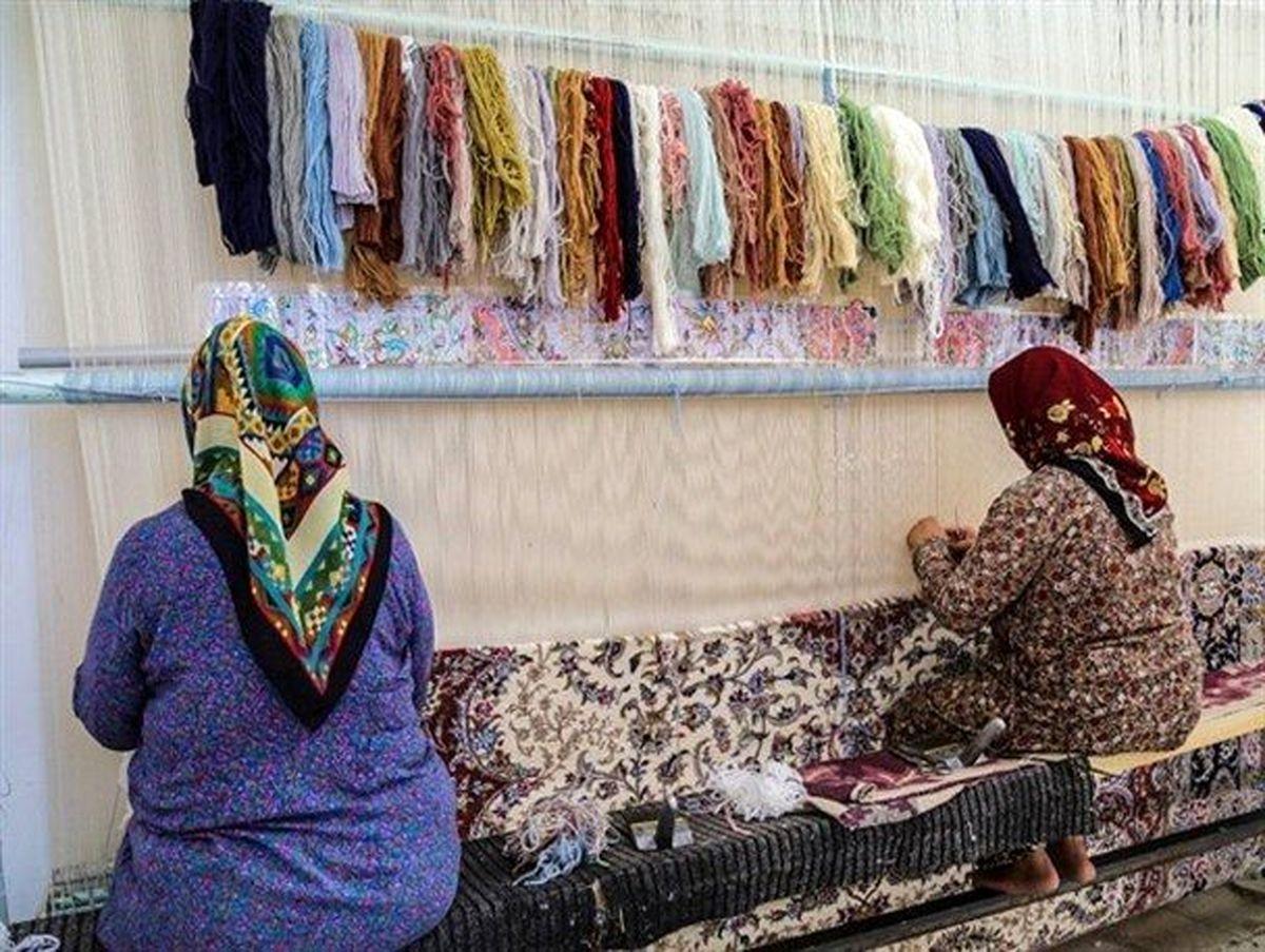 ۴۷۰ هزار قالیباف در کشور تحت پوشش بیمه تامین اجتماعی نیستند